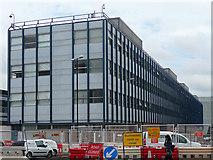 SP3378 : James Starley Building, Cox Street, Coventry by Stephen Richards