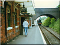 SK5612 : Rothley Station, GCR by Stephen Craven