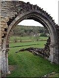 SE7365 : Kirkham Abbey by hayley green