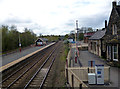 NY7063 : Haltwhistle:  Station by Dr Neil Clifton