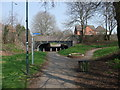 SK3731 : Cycle Route 6 approaching Chellaston Road by Tim Heaton