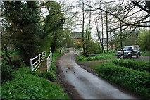 TM2281 : Ford at Needham Mill by John Walton