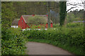 ST1177 : Kennixton Farmhouse, St Fagans National History Museum by Stephen McKay