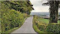 J4772 : The Killynether Road near Newtownards (4) by Albert Bridge
