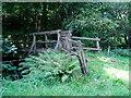 SE6892 : Dale End Footbridge by Peter Holmes