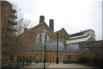 TQ3878 : Greenwich Power Station by N Chadwick