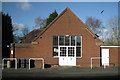 SP1267 : Ullenhall Village Hall, south side by Robin Stott