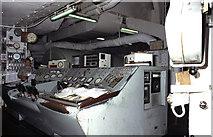 SU4011 : Southampton Western Docks - SS Canberra engine room by Chris Allen