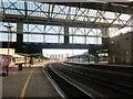 NY4055 : On the platform at Carlisle Station by Graham Robson