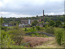 SD7506 : View From Nob End Locks by David Dixon