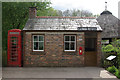 ST1177 : Blaenwaun Post Office, St Fagans National History Museum by Stephen McKay