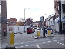 SK5319 : Derby Square - Swan Street by Betty Longbottom