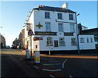 SH2482 : Britannia Inn, Holyhead by Jaggery