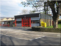 SD9851 : Fire Station, Skipton by Pauline E