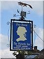 NY5056 : The Victoria Inn, How by Ian S