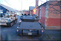SU8753 : Aldershot Military Museum by N Chadwick