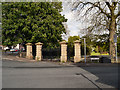 SD6602 : Central Park Gates by David Dixon