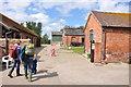 SJ5410 : Home Farm Attingham Park by Mick Malpass