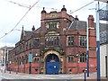 SK3487 : Somme Barracks, West Street, Sheffield - 1 by Terry Robinson