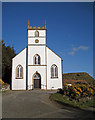 NG2547 : Bracadale and Duirinish Parish Church of Scotland by Richard Dorrell