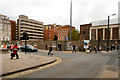 SJ8397 : St Peter's Square by David Dixon