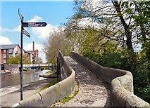 SJ9398 : Bridge #1 by Gerald England