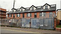 J3373 : Albion Street housing site, Belfast (5) by Albert Bridge