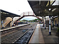 NY9464 : Hexham Station by Dr Neil Clifton