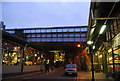 TQ3280 : Thameslink Bridge, Borough Market by N Chadwick
