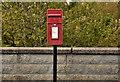 J6074 : Letter box, Millisle by Albert Bridge