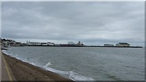 TM1714 : Pier, Clacton-on-Sea by JThomas