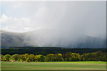 NS9491 : Rain approaching by William Starkey