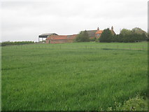 SK6959 : Holywell Farm by Jonathan Thacker