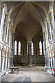 SK9771 : Chapter House interior by Richard Croft
