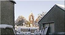 M2679 : Mayo Abbey, St Colmans Famine Church by colwynboy