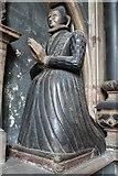 SK2168 : Dorothy Manners (neé Vernon), All Saints' church, Bakewell by J.Hannan-Briggs