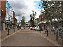 TL0449 : Dame Jane's Street, Bedford by Paul Gillett