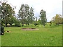 SJ6855 : Queen's Park Golf Course by David P Howard