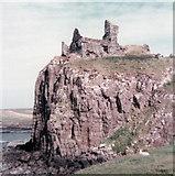 NG4074 : Duntulm Castle by Elliott Simpson