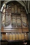 SK2168 : Organ in All saints' church, Bakewell by J.Hannan-Briggs
