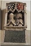SK2168 : Foljambe Monument, All Saints' church, Bakewell by J.Hannan-Briggs