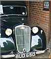 SU6787 : 1946 Wolseley 8, Nuffield Place, Nuffield, Oxfordshire by Brian Robert Marshall