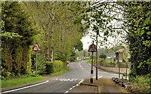 J3267 : The Ballylesson Road, Ballylesson, Belfast by Albert Bridge