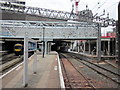 SP0686 : New Street Station Platform 11, Work Continuing by Roy Hughes