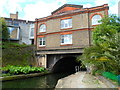 TQ2682 : Eastern portal of Eyre's Tunnel, Regent's Canal, London by Jaggery