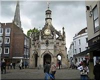 SU8604 : Chichester Cross by James Denham