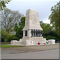 TQ2980 : Guards Division Memorial, Horse Guards Parade by David Dixon