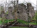 NS8774 : Easter Jaw, ruins [3] by Robert Murray