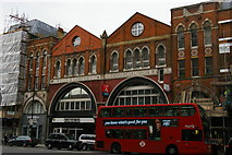 TQ3382 : Former Wells and Company ironworks, Shoreditch High Street by Christopher Hilton