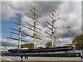 TQ3877 : The Cutty Sark, Greenwich by David Dixon